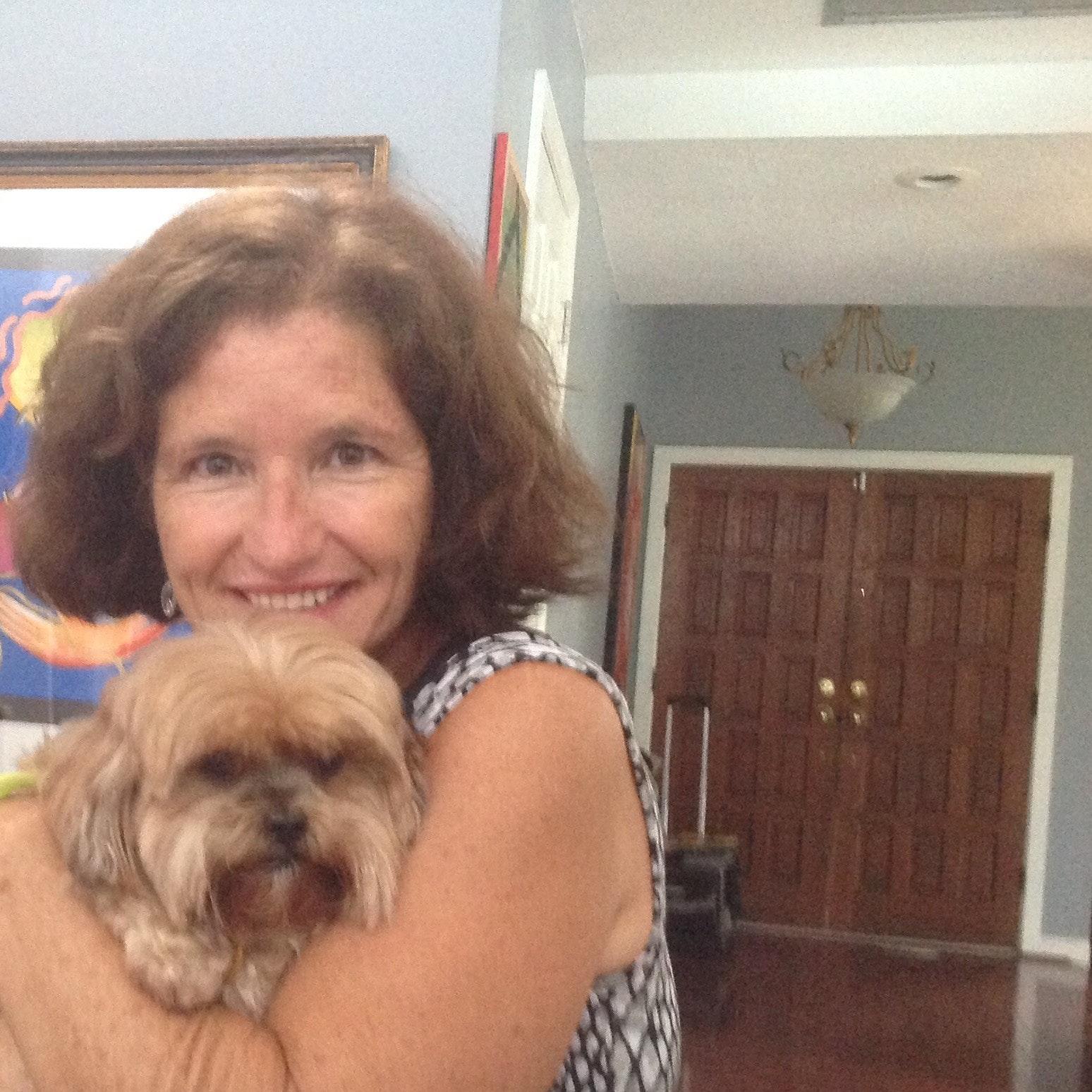 Patricia's dog boarding