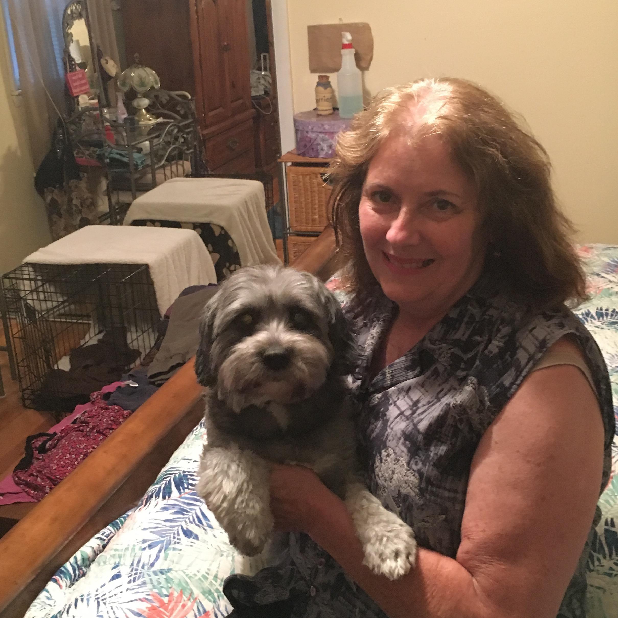 dog walker Arlene