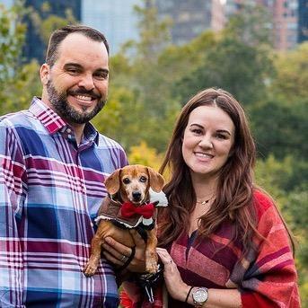 pet sitter Gary & Jennifer