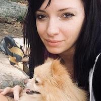 dog walker Natalie
