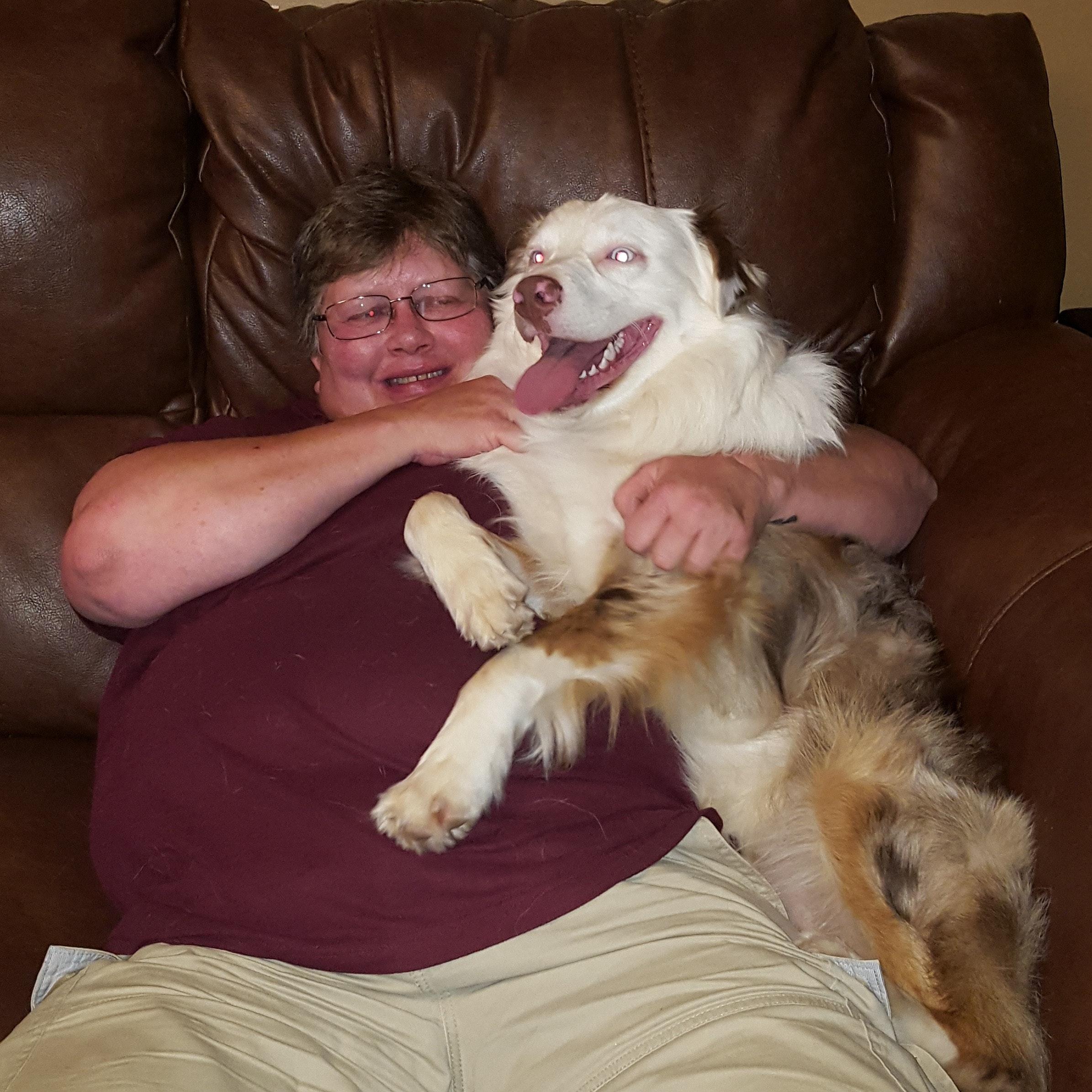 dog walker Barbara