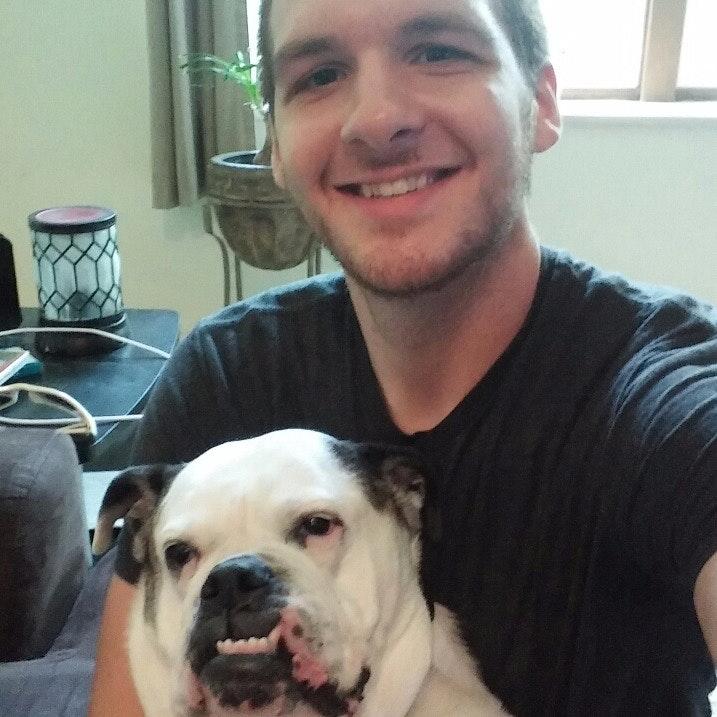Joshua's dog boarding