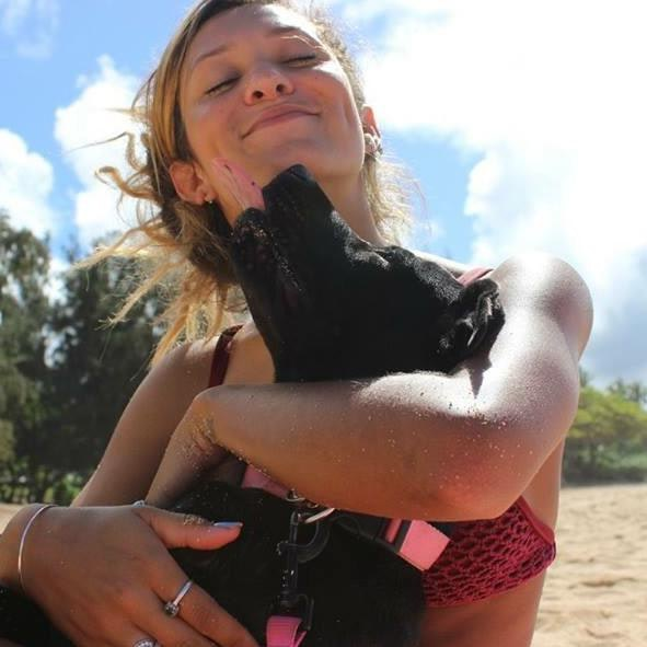 Mikaela's dog boarding