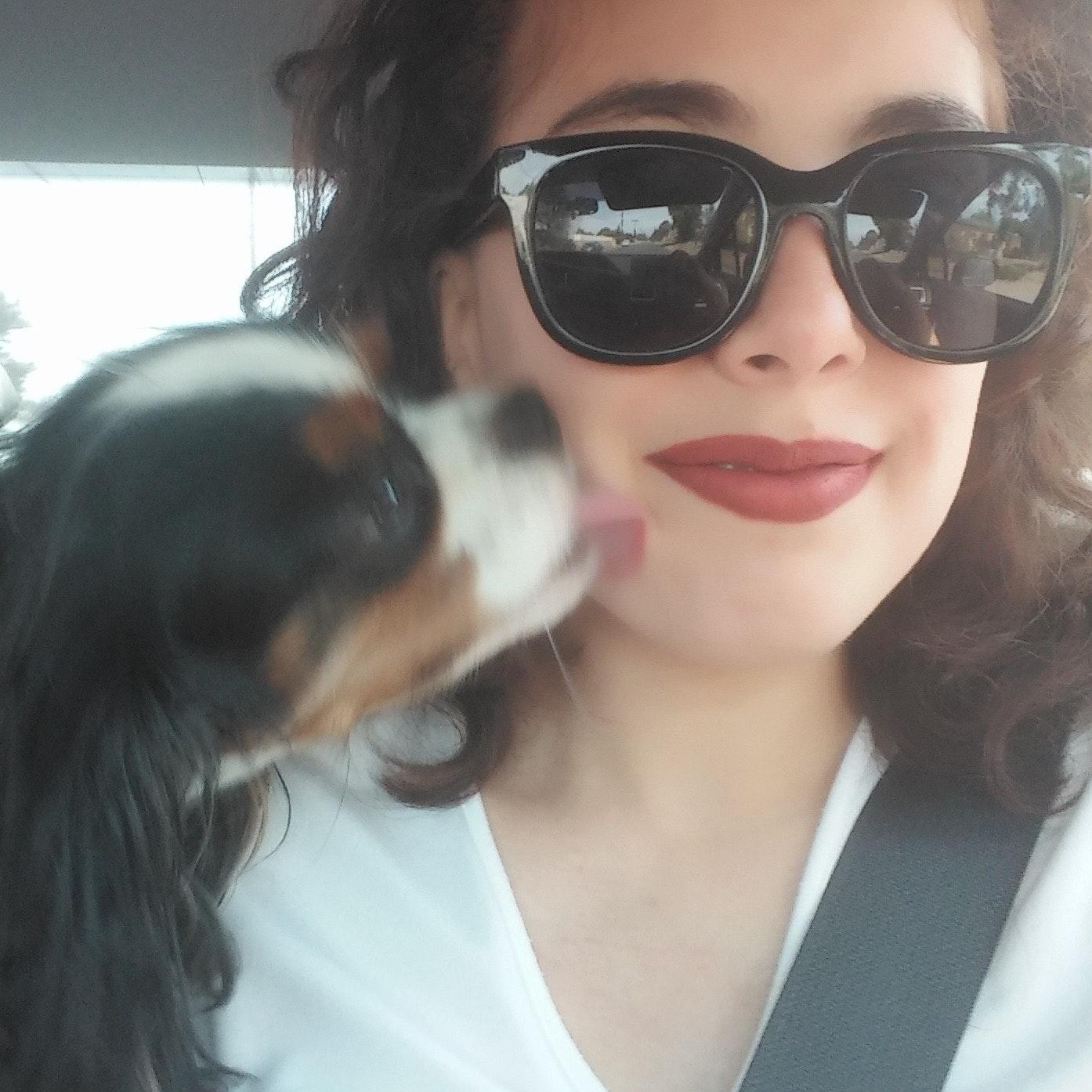 Giannina's dog boarding