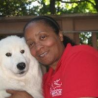 dog walker Tracey & Jack