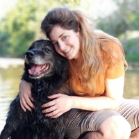 dog walker Emily & Ben