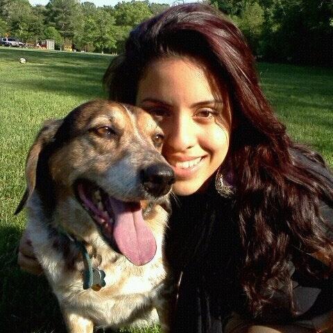 dog walker Marcella