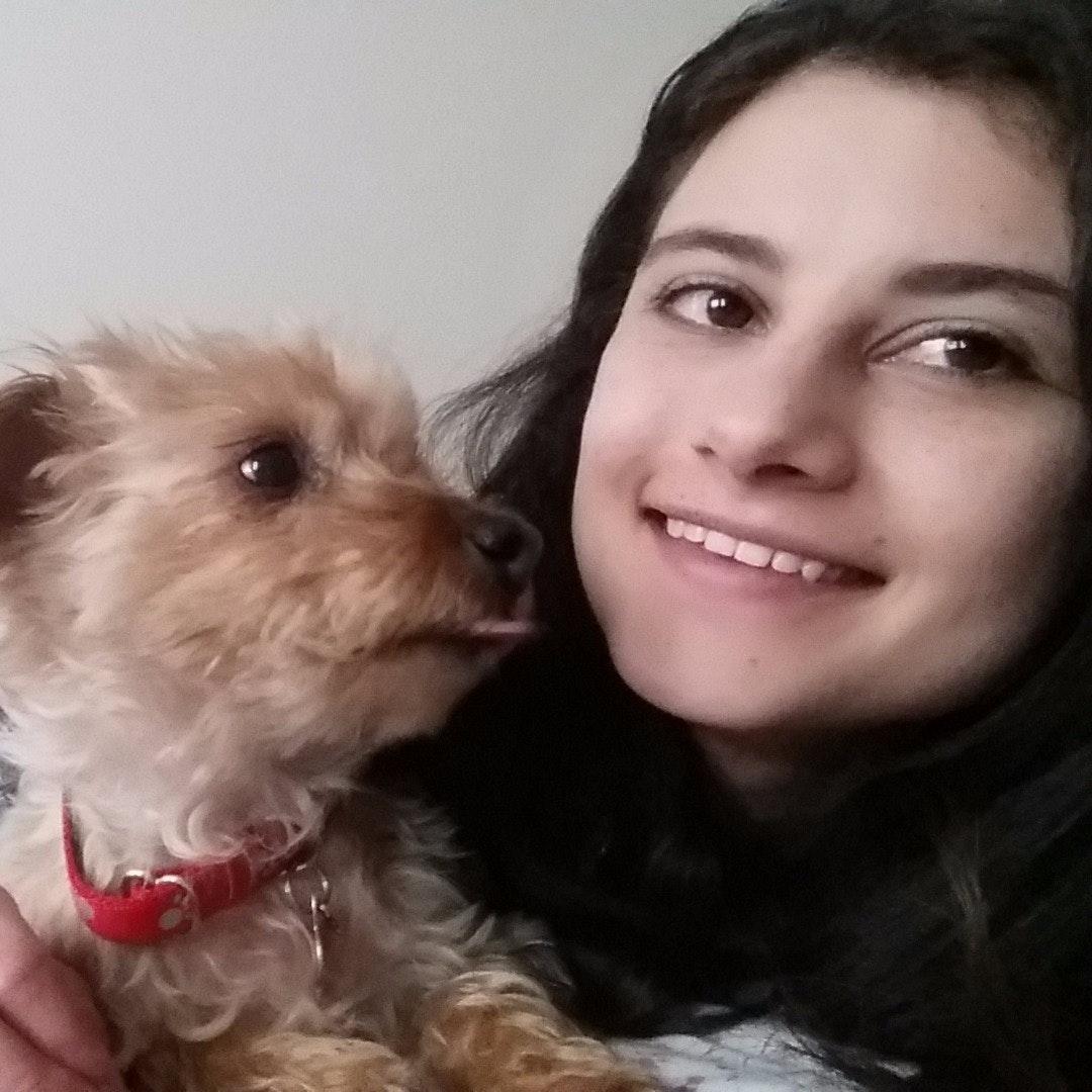 pet sitter Chantelle