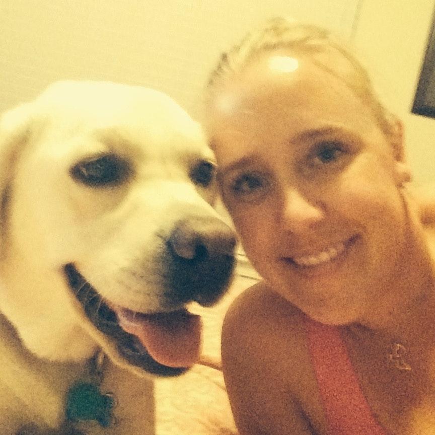 Kristyn's dog boarding