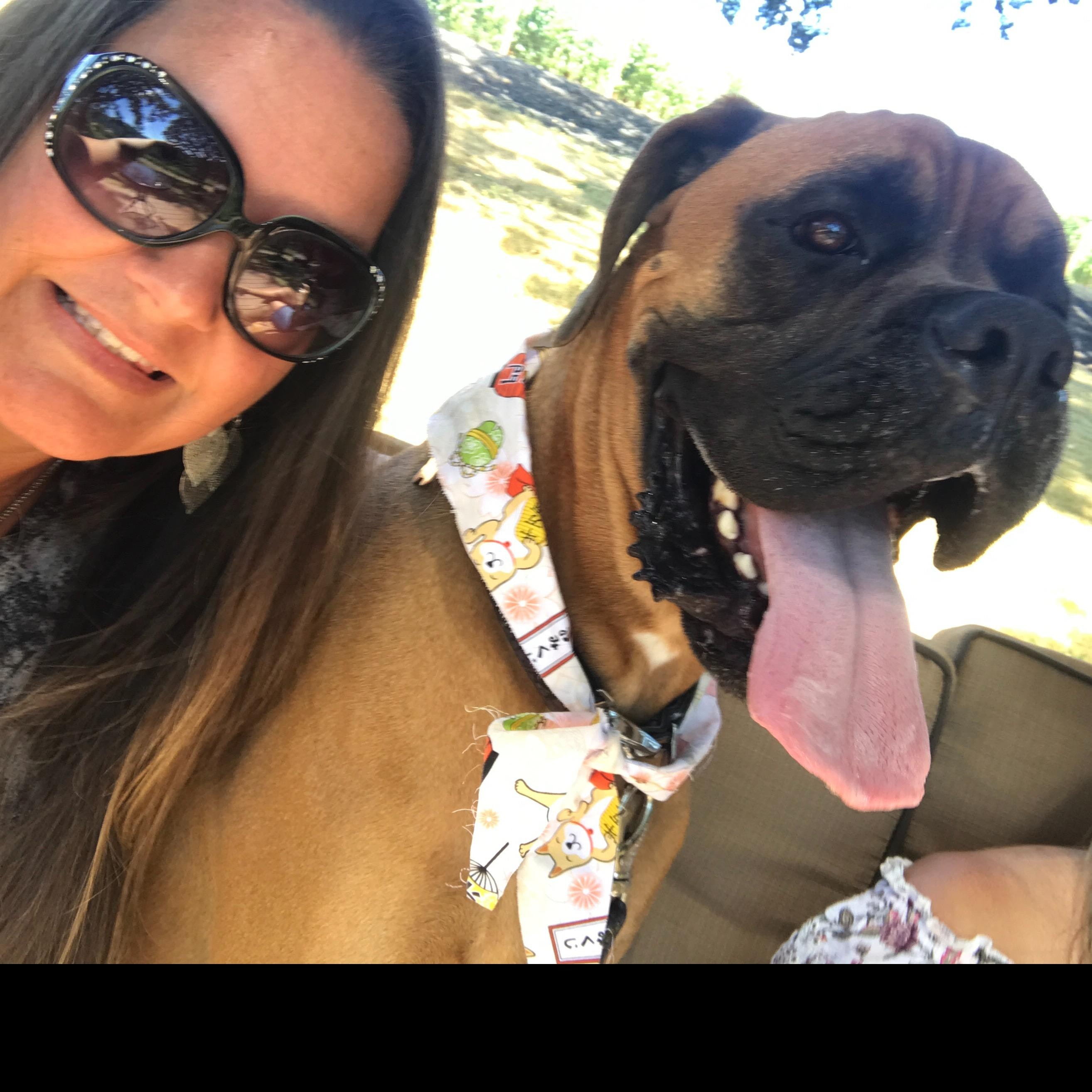 Roxanne's dog boarding