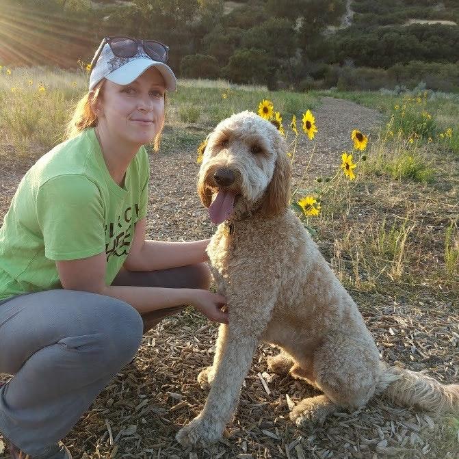 dog walker Caitlynn