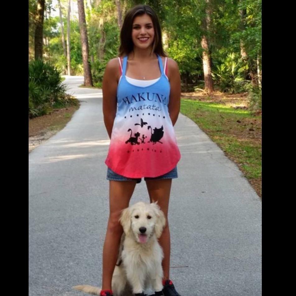 dog walker Marie