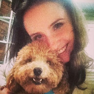dog walker Meredith