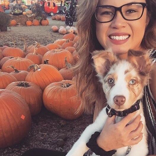 dog walker Aaronya