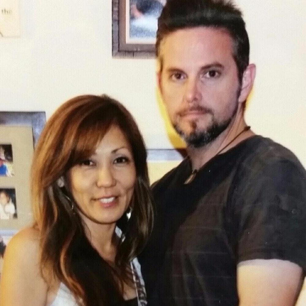 Kathryn and Geoff R.