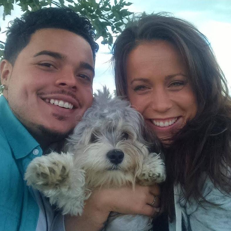 Danielle & Mario's dog boarding