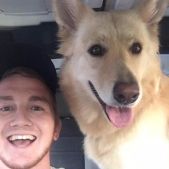 dog walker Tyler