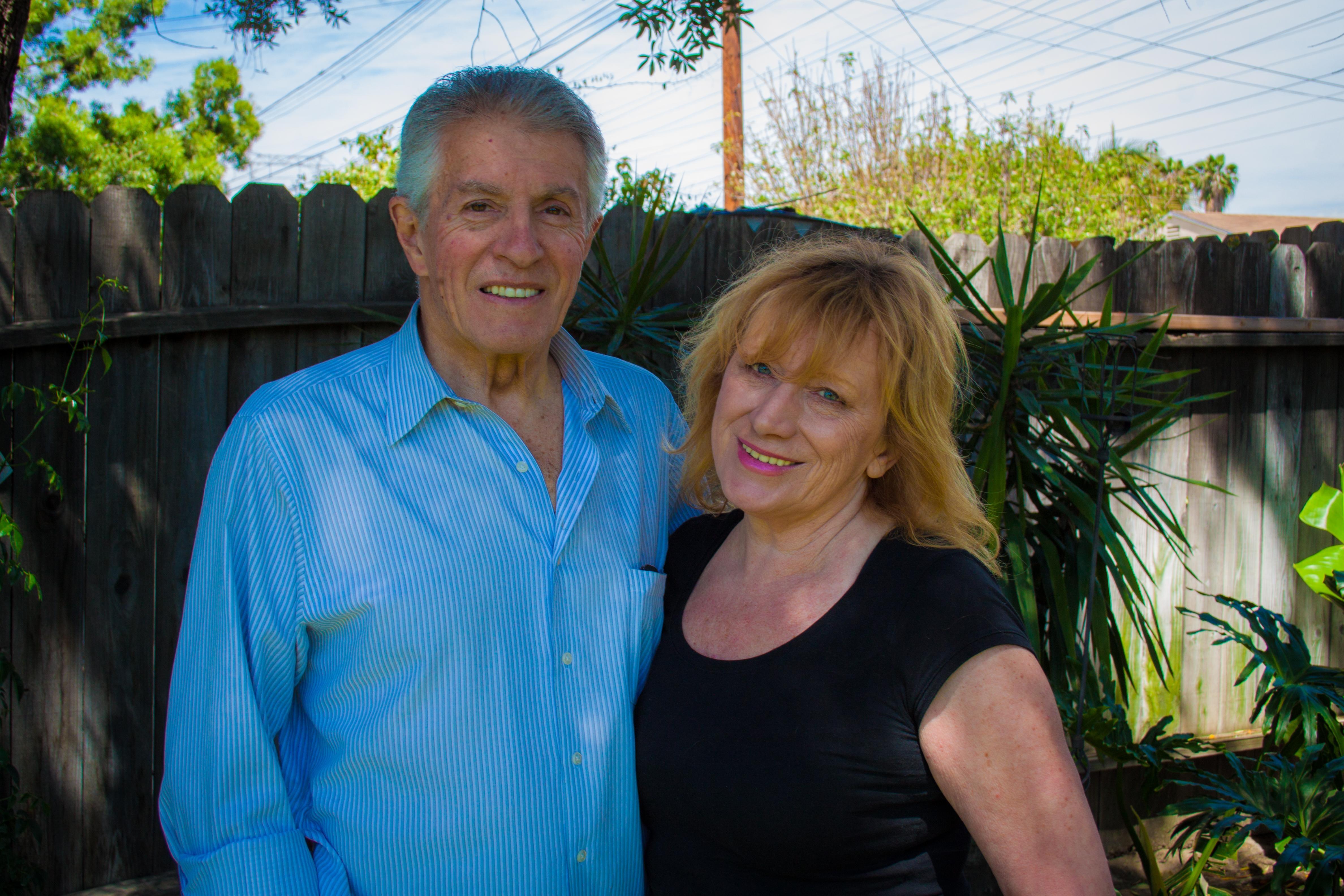 Agnes and Ken J.