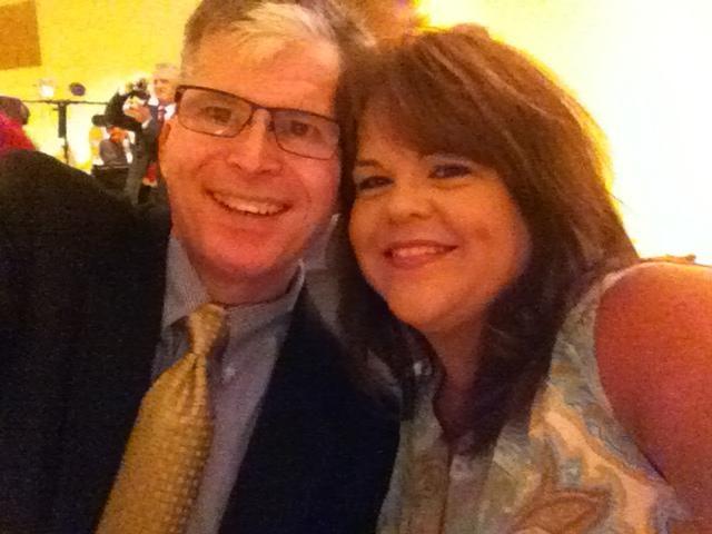 Julie and Tony D.