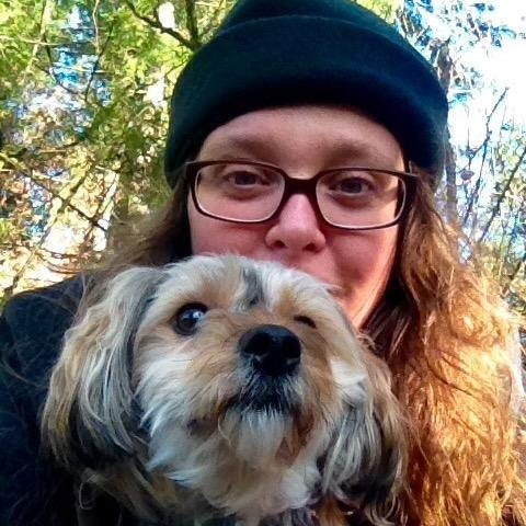 dog walker Andi