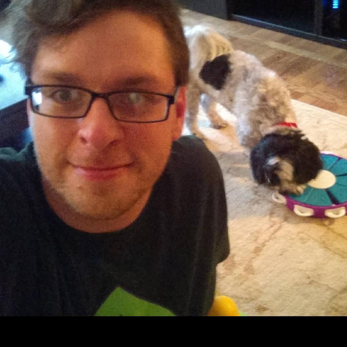 house sitter Spencer