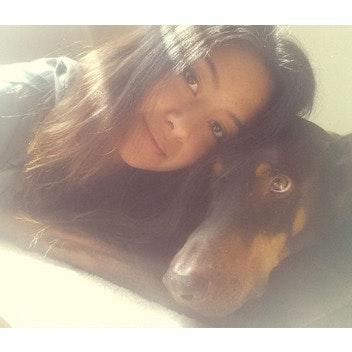 dog walker Talia