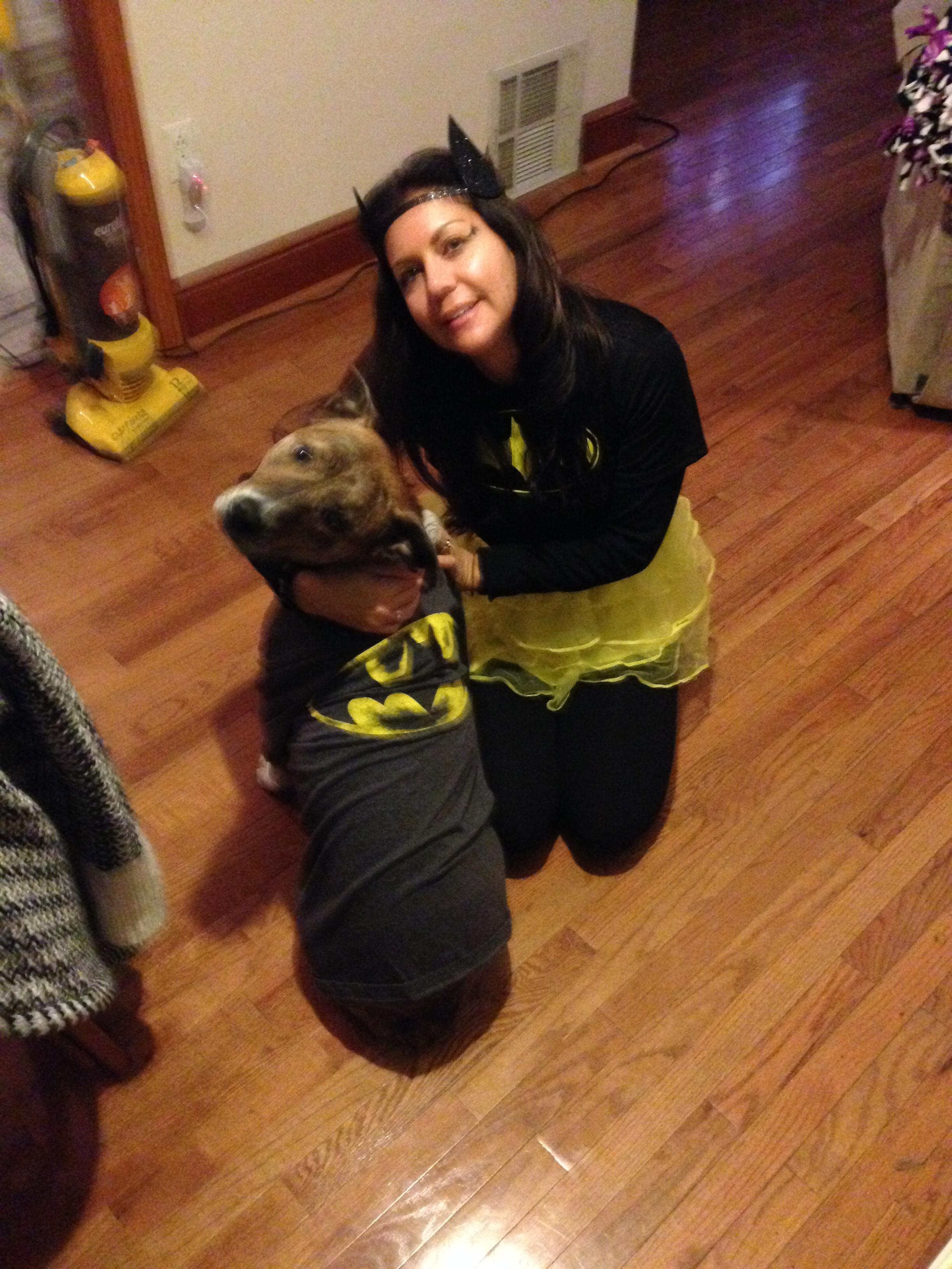 Kristi's dog boarding