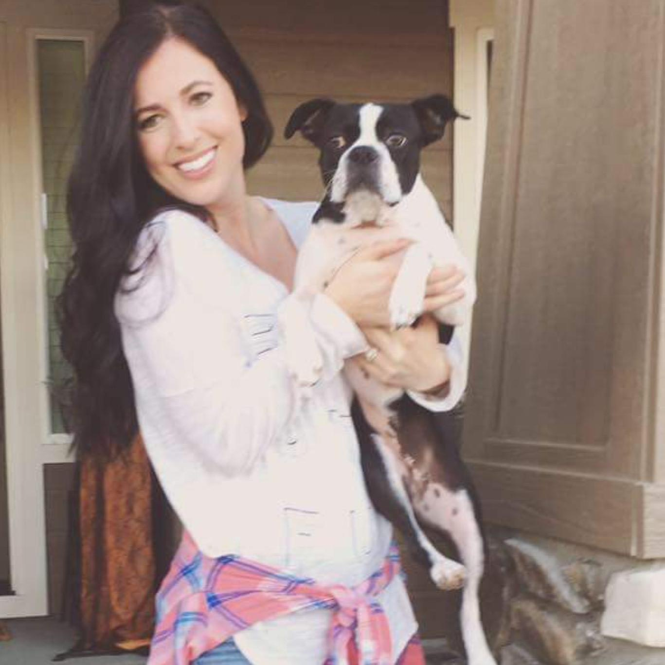 Katelyn's dog boarding