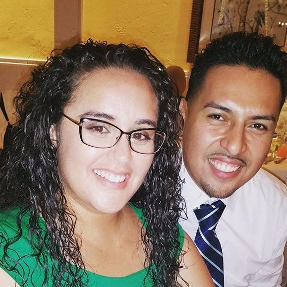 Giselle P. and Daniel  C.