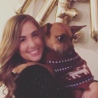 dog walker Bridget