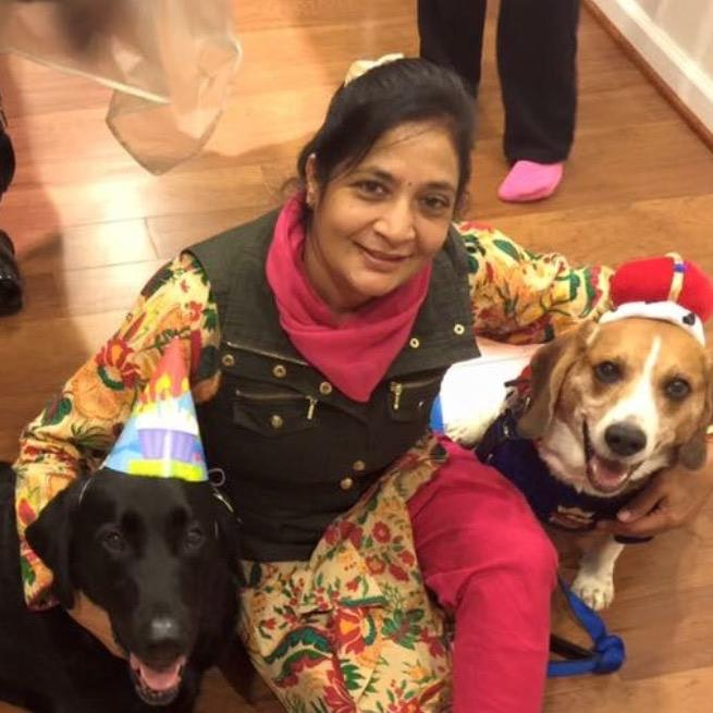Sudha's dog day care