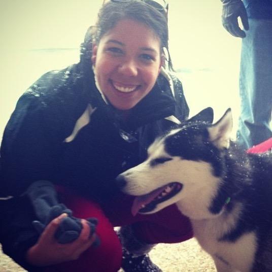 dog walker Rianne