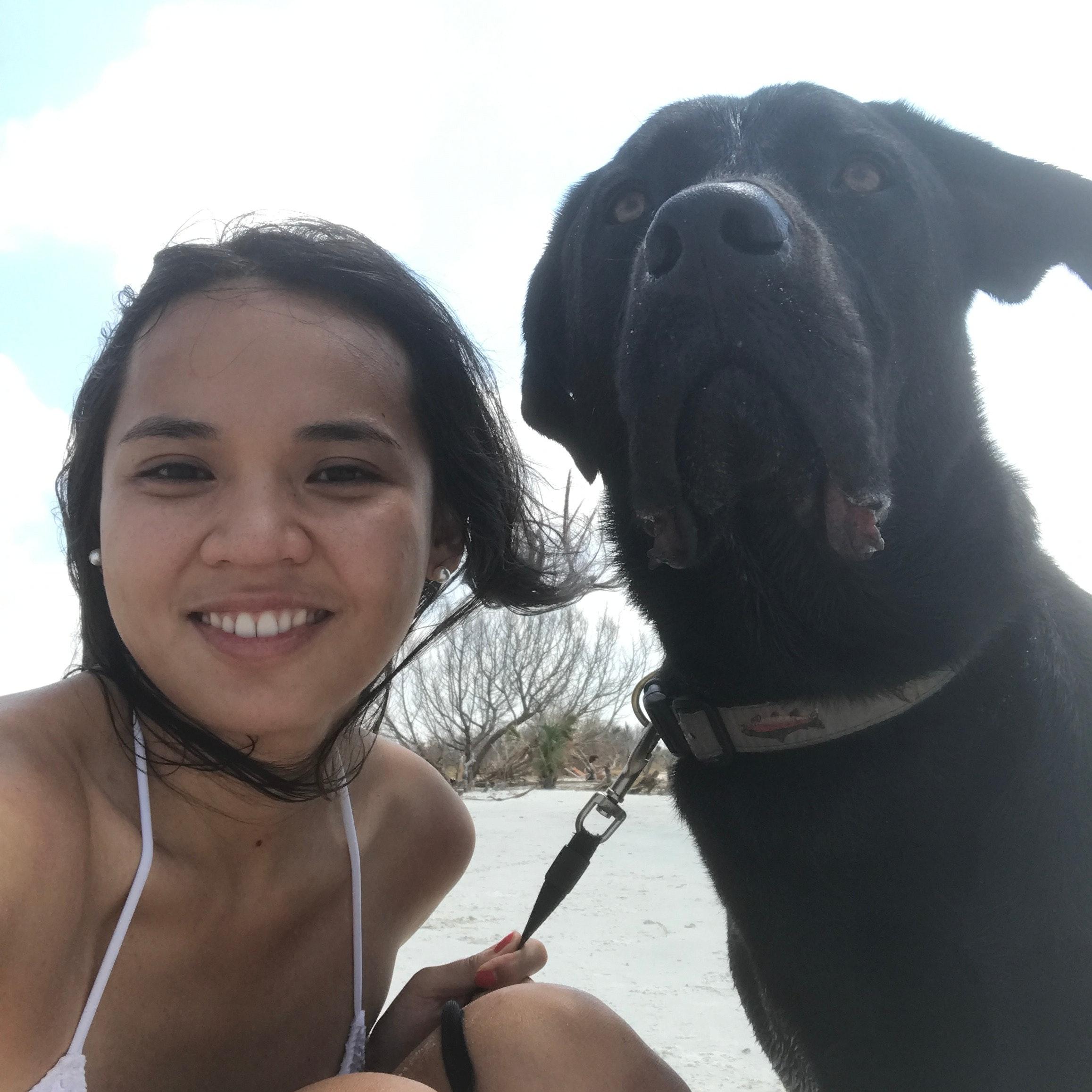 dog walker Jolene