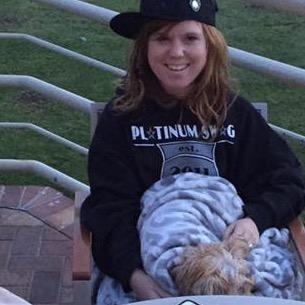 dog walker Kristen