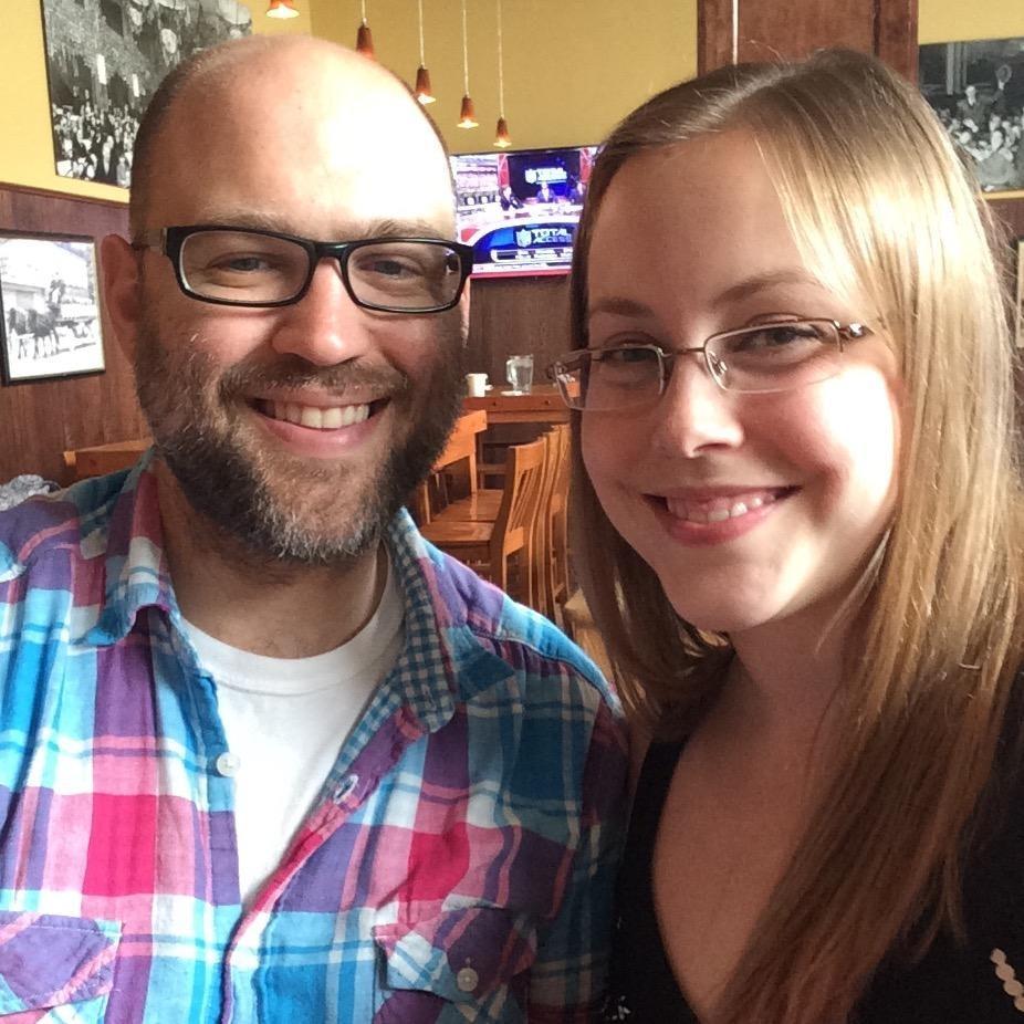 Katie and Nick O.