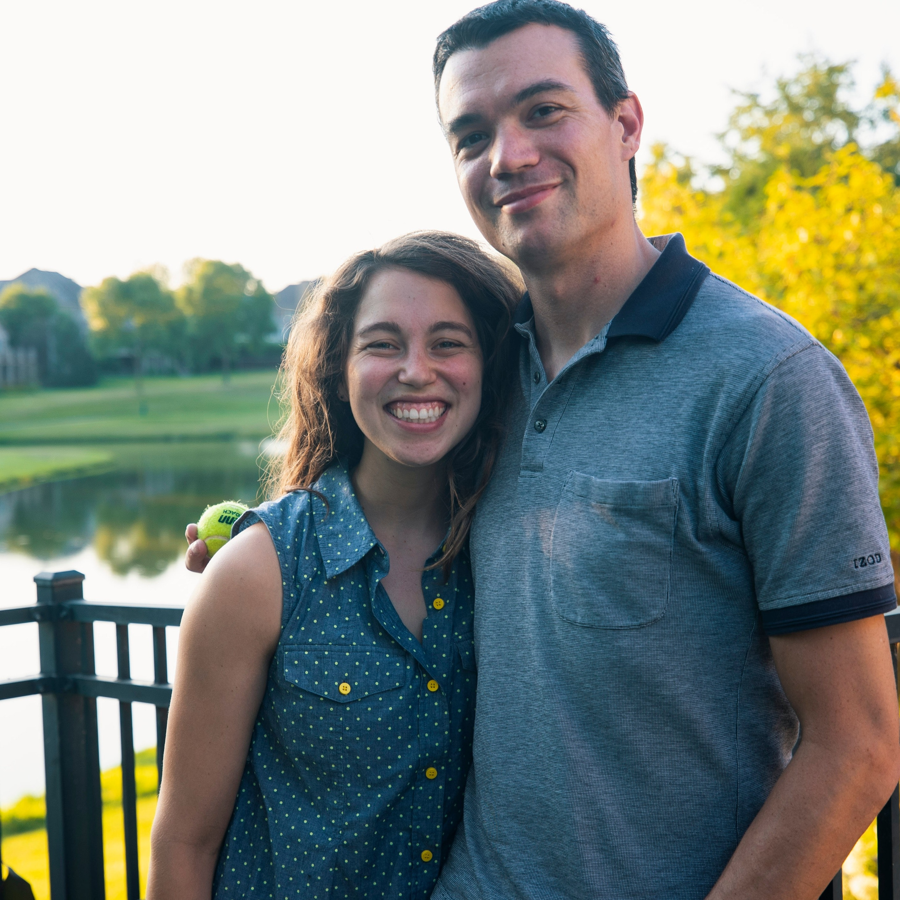 Alexandra & Anthony J.