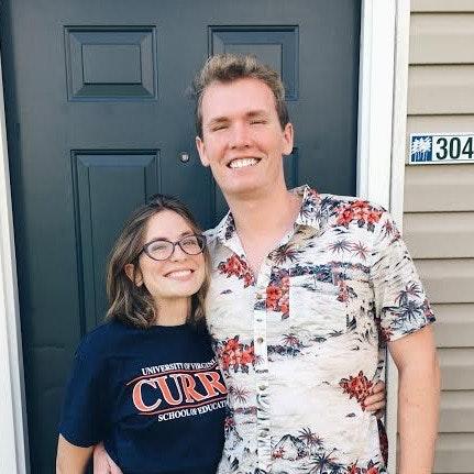 house sitter Hannah & Jesse