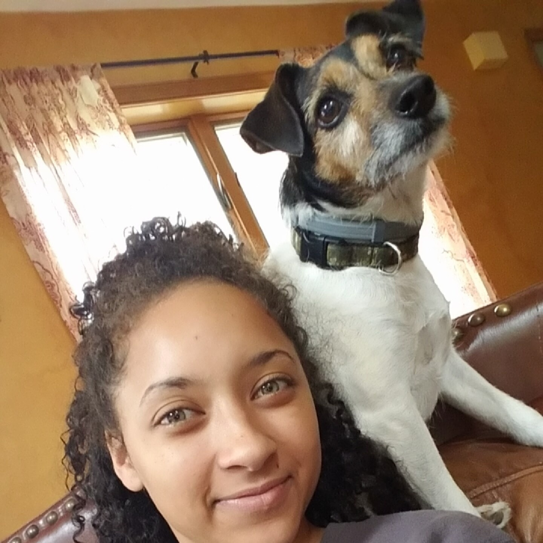 dog walker Shayla