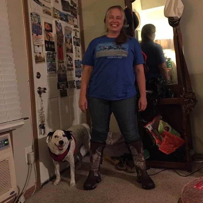 dog walker Marsha