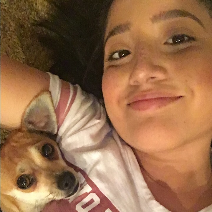 Alejandra's dog boarding