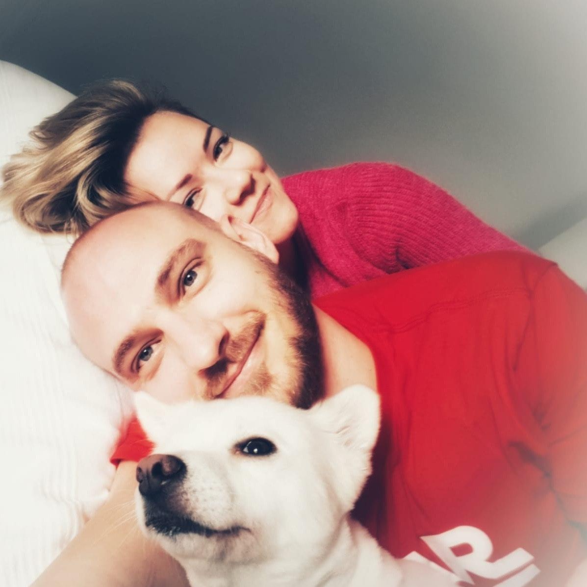 Natalia & Niko R.