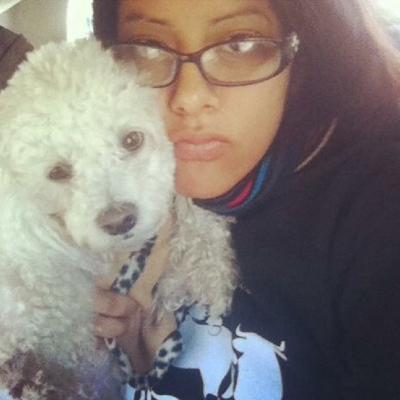 dog walker Tania