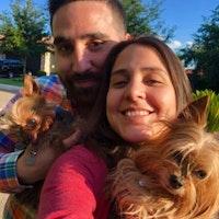 Daniela & Hugo's dog boarding
