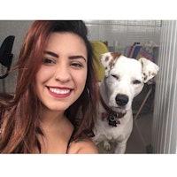 dog walker Yasmin