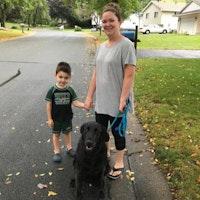 Erin & Steven's dog boarding