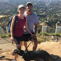 Ivana & Nathan's dog boarding