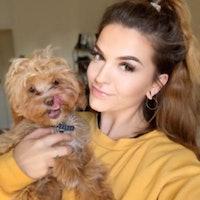 Courtney's dog boarding