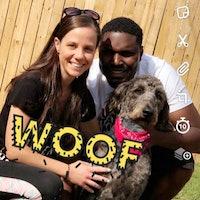 Jessica & Bjorn's dog boarding