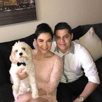 Mariela & Sergio's dog boarding