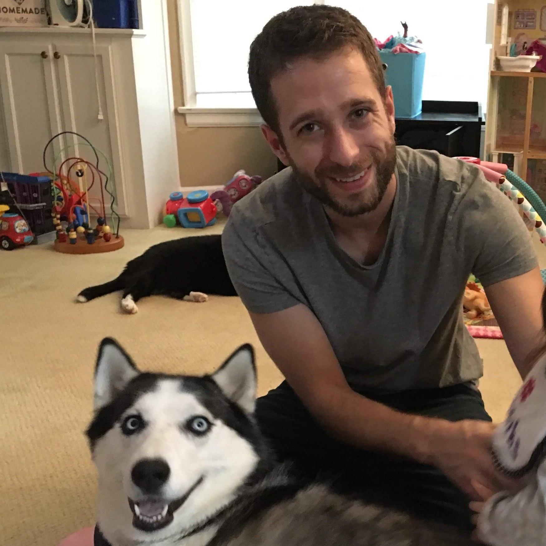 Steve & Melissa's dog day care